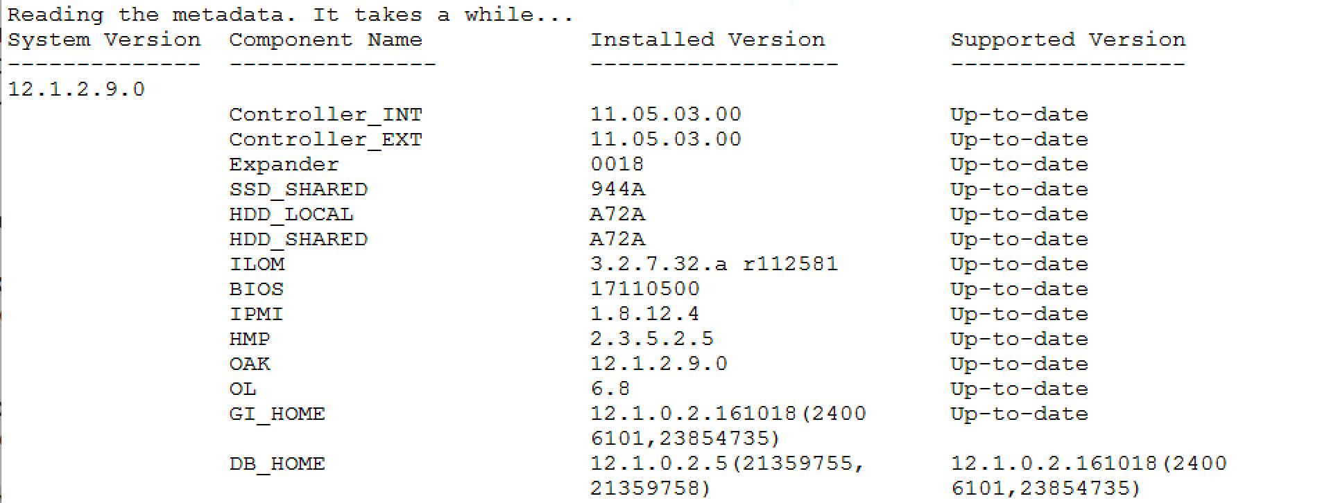 Configuring ASR Manager on Oracle ODA version 12 1 2 9 0 (SNMP v3