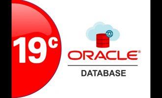 Oracle 19c Database