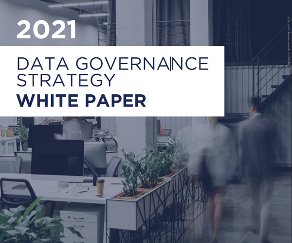 Data Strategy and Governance